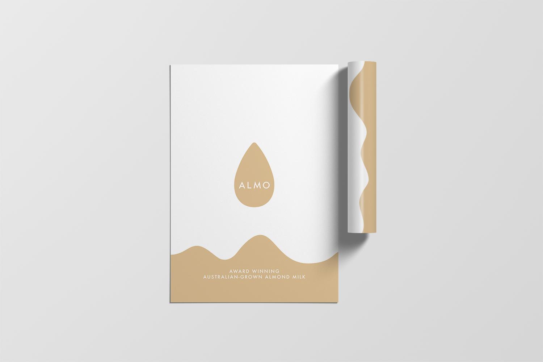 Almo Milk - A5 Brochure