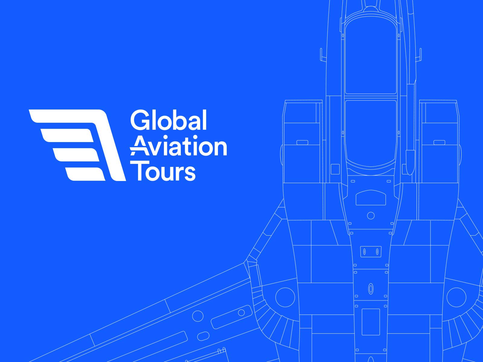 Global Aviation Tours - Branding